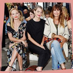 The Best Dressed Celebs at Fashion Week - Here's What Celebs Wore to Sit Front Row This Fashion Week - Photos