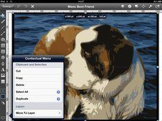 TouchDraw: vector drawing app | iPad | Creative Bloq