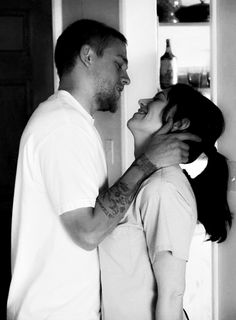 Jax & Tara relationship. soo cute.