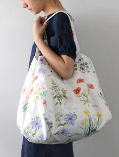 [Envelope Online Shop] Bag flower Lisette FLOWER Encyclopedia of flowers