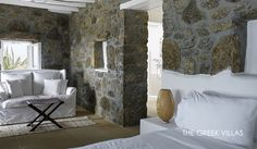 Mykonos Luxury Villas, Mykonos Villa McQueen II, Cyclades, Greece