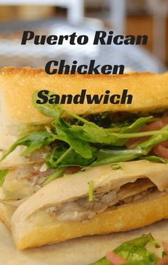 One wife shared a recipe for Puerto Rican Chicken Sandwiches that she believed were tasty enough to beat the recipe her husband shared during The Chew.