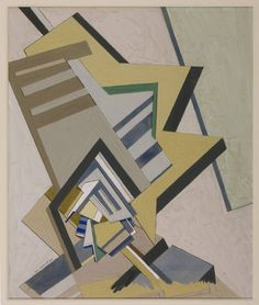 Vorticism at the Tate - The vorticists were a British avant-garde group formed in London in 1914 with the aim of creating art that expressed the dynamism of the modern world.