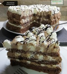 Nutella, Tiramisu, Dessert Recipes, Food And Drink, Sweets, Ethnic Recipes, Mascarpone, Backen, Sweet Pastries