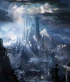 Death's palace by the Deadly Sea is even more extensive. But it is also, currently, unarmed.: