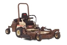 Go Get One!  Grasshopper Mower. What a fantastic family owned business!