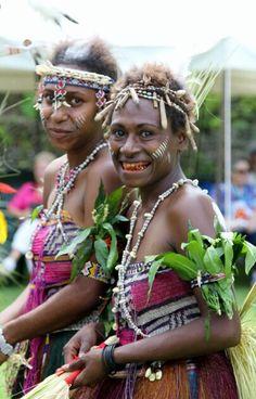 Madang Cultural Festival Papua New Guinea
