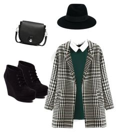 """""""Untitled #34"""" by molu-1 on Polyvore featuring rag & bone and Maison Michel"""