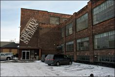 Cleveland ohio old ohio pinterest signs ohio and photos american greetings headquarters now 78th street studios cleveland m4hsunfo