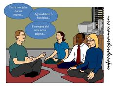 Humor – Meditação para profissionais de TI