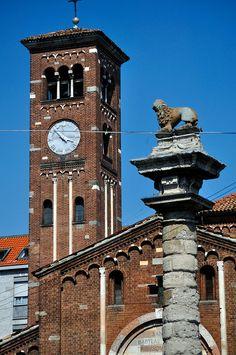 San Babila, Milano, Lombardia Italy