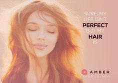 Get those perfect locks with Amber. Register today for your beta- invite at http://getamber.com