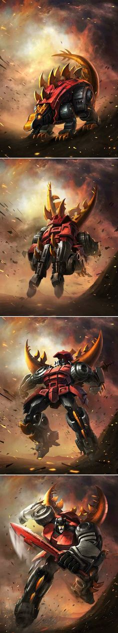 TRANSFORMERS LEGENDS Snarl by manbu1977.deviantart.com on @DeviantArt