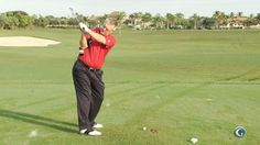 Are you taking the club too far outside in your backswing? Martin Hall uses a head cover to get your swing path more to the inside on the takeaway. Visit swingfix.golfchannel.com to get your custom instructional video tips!