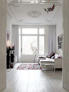 Light Apartment in Amsterdam ♥ Светъл апартамент в Амстердам | 79 Ideas