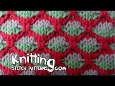 Counterpoint Quilting | Knitting Stitch Patterns