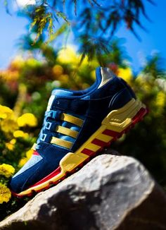 "Packer Shoes x adidas Originals EQT Running Support 93 ""SL 80″"