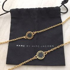 Marc Jacobs long gold necklace No trades or Paypal please  Marc by Marc Jacobs Jewelry Necklaces