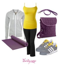 Yoga class has never looked as good as it does with the Vary You Backpack Purse in Plum Quilted Dots!