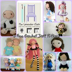 Dolls are the perfect thing to make for any little girl! Because at some point, every little girl has that simple obsession. I love this Waldorf Inspired Baby Doll. There are even links for the clothing seen! So, cute. This Baby Dollpattern is extremely simple and easy to follow! How cute is thisBella Girl Doll? …