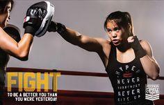 Hyper Fight Club - Fight