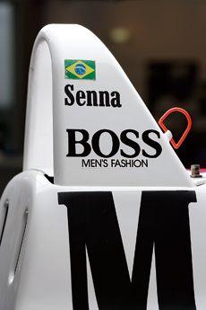 Senna's MP4/4
