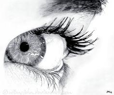 Eye by wilmsjohn.deviantart.com on @deviantART