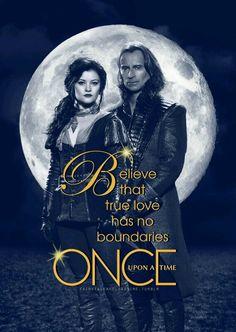 Once Upon A Time - Rumplestiltskin & Belle