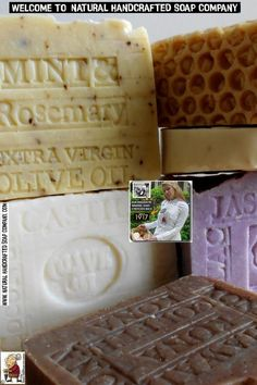 100% Natural handcrafted soap cold process Same day Shipping Olive oil soap - jasmine soap - lavender soap- lilac -milk - coffee -castile -lemongrass -copaiba -all natural handcrafted soap #naturalhandcraftedsoap #natural #handmadesoap #coldprocess Grandma's Natural Handcrafted Soap - Same Day Shipping On Orders Placed By 11:00 AM Eastern Time . Check out our Artisan Handmade Soap selection shop- PRIORITY MAIL FLAT SHIPPING RATE $3.99 ON ALL ORDERS Olive Oil Soap, Copaiba, Lavender Soap, Pure Oils, Soap Company, Organic Soap, Handmade Soaps, Artisan, Priority Mail