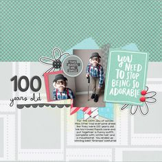 Hello Crafter Kit from peppermintcreative.com   page by @staceyashby