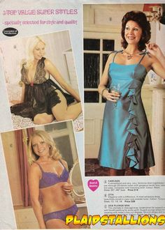 Mom loves a sexy nightie and a cocktail.