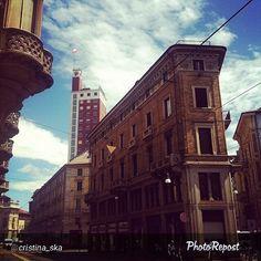 """#Torino raccontata dai cittadini per #inTO. foto di cristina_ska """"Angoli di Torino"""""""