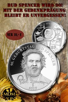 Wir ehren die Bud Spencer mit der Gedenkausgabe in echtem Silber! ✨🤩 #BudSpencer #Silber Funny Animal Pictures, Funny Animals, Bud Spencer, Marvel Memes, Bored Panda, Dentistry, Art Nouveau, Coins, Kult