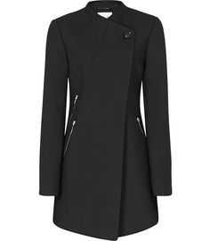 Reiss Candy Sharply Tailored Coat | Clothing