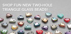 CzechMates-Two-Hole-Triangle-Beads