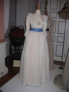 The Duchess movie costume