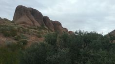Dona Ana Mountains