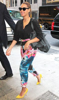Beyonce Style | Get her look on today's blog