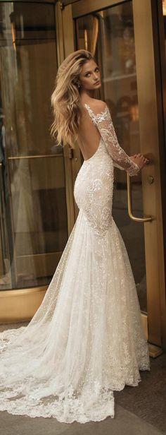 Berta Bridal Fall Wedding Dresses 2017 / http://www.deerpearlflowers.com/berta-fw-2017-wedding-dresses/7/