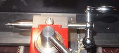 QCTP - a spotting tool for the lathe