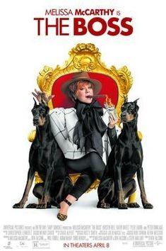 The Boss Melissa Mccarthy Movies, Boss, Movie Posters, Anime, Film Poster, Cartoon Movies, Anime Music, Animation, Billboard