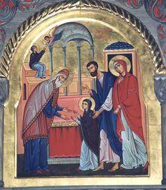 Presentation of the Virgin Mary [November 21]