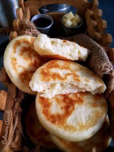 Pain express à la poêle - Culinaire Amoula