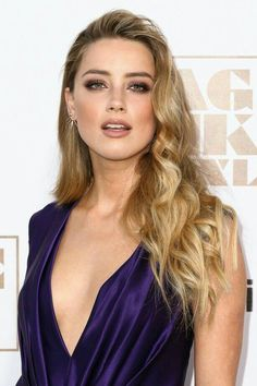Amber Heard,very beautiful You are in the right place about Beautiful Celebrities wallpaper Here we offer you the most beautiful Amber Heard Makeup, Amber Heard Hair, Amber Heard Style, Beautiful Celebrities, Beautiful Actresses, Amber Head, Beauté Blonde, Gal Gadot, Hollywood Actresses