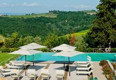 A 16th-century Tuscan villa in the Chianti hills between Florence and Siena, including breakfast and a welcome bottle of wine