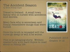 Young Adult Reading Machine: The Accident Season by Moira Fowley-Doyle