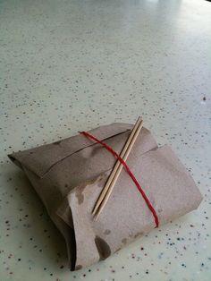 Hawker food takeaway packaging | Flickr: Intercambio de fotos