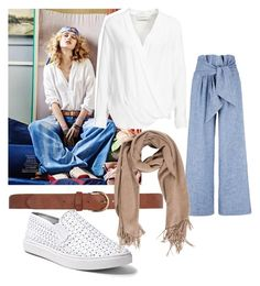"""""""70's"""" by cindyveronica on Polyvore featuring By Malene Birger, MSGM, Dorothy Perkins and Steve Madden"""