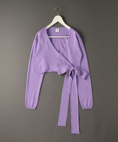<6(ROKU)>COTTON SILK CASHMERE CACHE COEUR KNIT | HOT ITEMS | HOT ITEMS | BEAUTY & YOUTH UNITED ARROWS