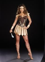 Xena Warrior Princess Costume